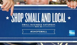 Shop Small and Local